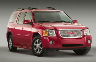 2006 GMC Envoy XL, 2006 GMC Envoy