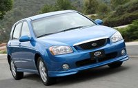 2006 Kia Spectra Picture Gallery
