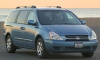 The 2006 Kia Sedona