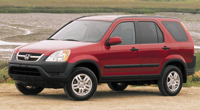 2003 honda cr v the 2006 honda cr v exterior