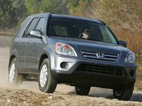 2006 Honda CR-V Overview