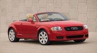 2006 Audi TT, exterior