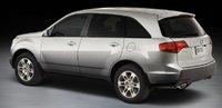 2007 Acura MDX, 07 Acura MDX, exterior, manufacturer