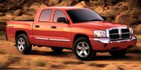 The 2007 Dodge Dakota, exterior, manufacturer