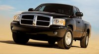 2007 Dodge Dakota, exterior, manufacturer