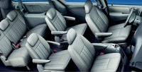 The 2007 Dodge Caravan Interior, interior, manufacturer