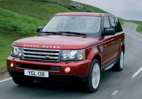 The 2007 Land Rover Range Rover