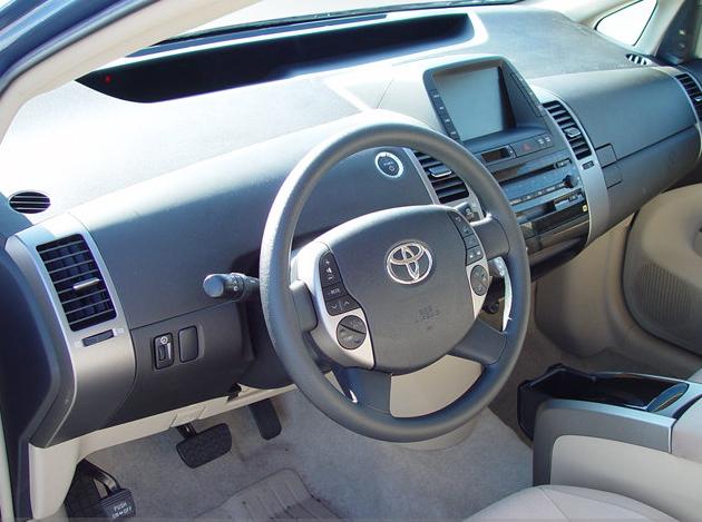 2008 Toyota Prius, 07 Ford Crown Victoria Interior, interior, manufacturer
