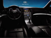 The 2007 Infiniti G35 Interior, interior, manufacturer