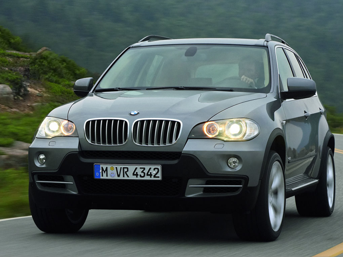 2007 Bmw X5 Overview Cargurus