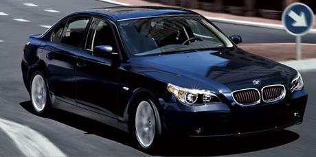 2007 BMW 5 Series, 07 BMW 530
