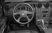 The 2007 Hummer H2 Interior, interior, manufacturer, gallery_worthy
