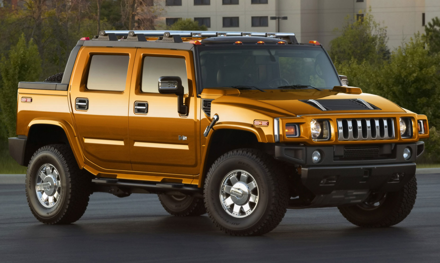 The 2007 Hummer H2