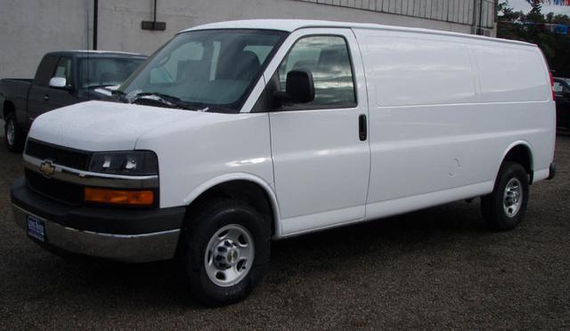 2007 Chevrolet Express Cargo  CarGurus