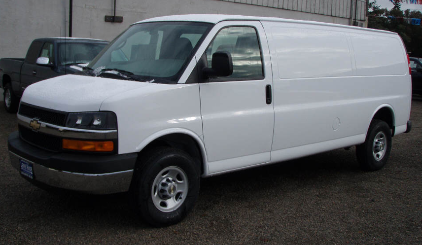 The 2007 Chevrolet Express
