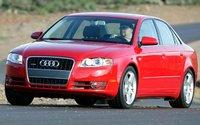 2006 Audi A4, 06 Audi A4, exterior
