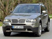 2007 BMW X3, exterior