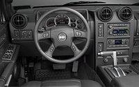 The 2007 Hummer H2 Interior, interior, manufacturer