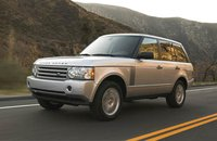 2007 Land Rover Range Rover Overview