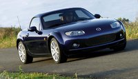 2007 Mazda MX-5 Miata Picture Gallery