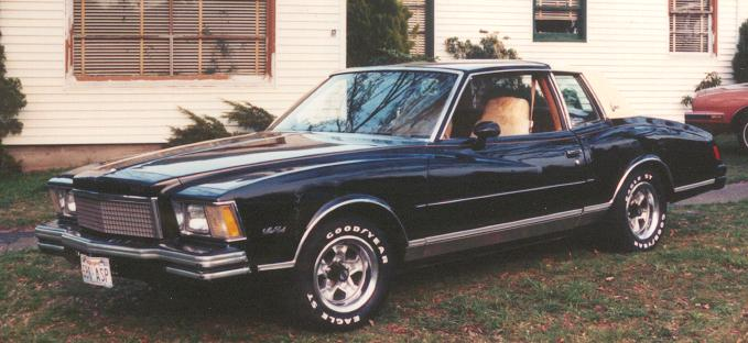 1978 Chevrolet Monte Carlo, My MC sported a rebuilt 350 SB, tailed with a turbo 400 transmission along with a posi rear end with 3:11 gears. Dual exhaust with flowmasters. The wheels were off of a 198...