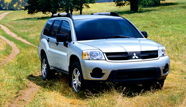 The 07 Mitsubishi Endeavor