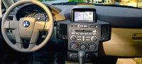 The 2007 Mitsubishi Endeavor Interior