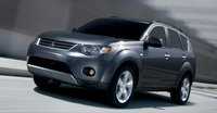 2008 Mitsubishi Outlander, The 2007 Mitsubishi Outlander , exterior, gallery_worthy