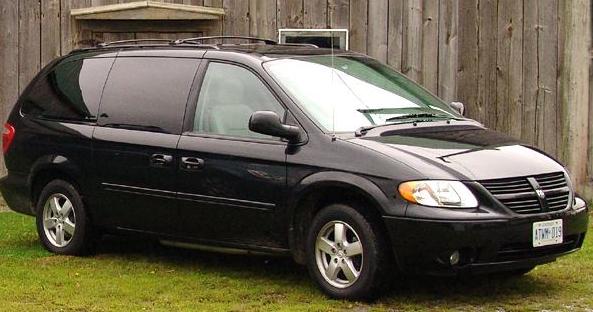07 Dodge Grand Caravan