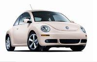 The 2007 Volkswagen Beetle, exterior, manufacturer