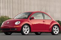 2007 Volkswagen Beetle, exterior