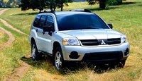 2007 Mitsubishi Endeavor, The 07 Mitsubishi Endeavor , exterior, manufacturer