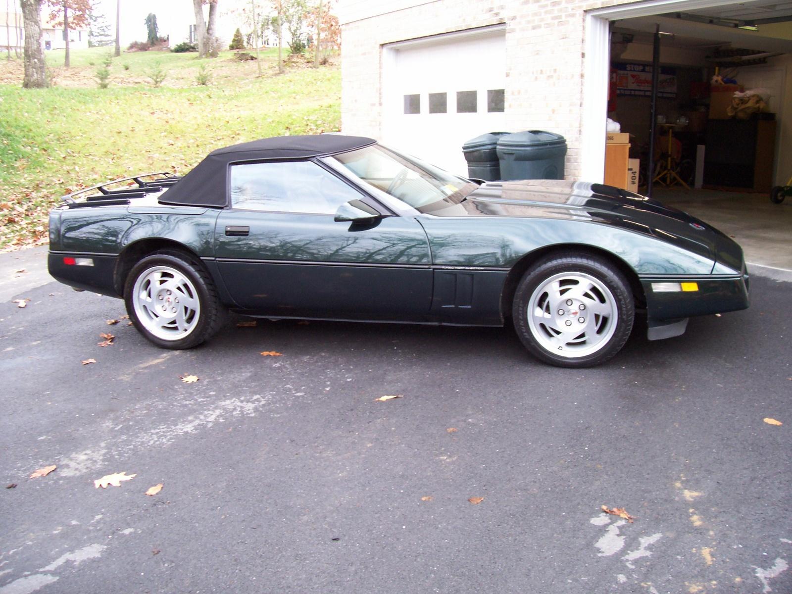 2006 Chevy Camaro >> 1990 Chevrolet Corvette - Exterior Pictures - CarGurus