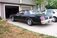 1978 Dodge Magnum, Black Dodge Magnum, gallery_worthy