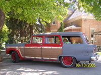 1955 Ford Country Squire Overview