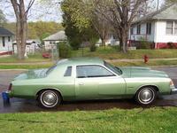 1978 Dodge Magnum, Green Dodge Magnum XE
