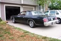 1978 Dodge Magnum, Black Dodge Magnum