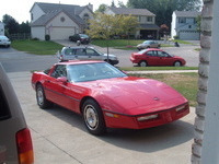 1986 Chevrolet Corvette Base, Picture of 1986 Chevrolet Corvette Coupe, exterior