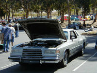 1978 Dodge Magnum, Options include All Power and Supple Black Leather