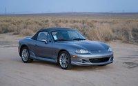 2002 Mazda MX-5 Miata SE, 2002 Miata SE Titanium Grey, gallery_worthy