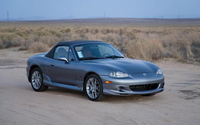 2002 Mazda MX-5 Miata - Other Pictures - CarGurus