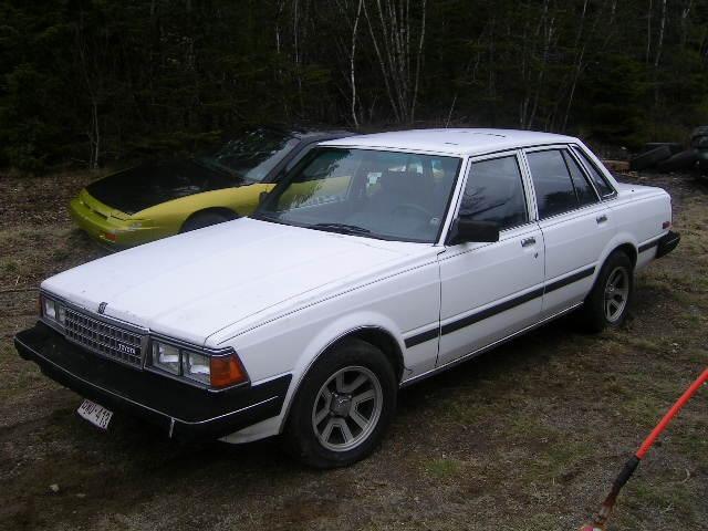 1984 toyota cressida 2.8l,V6,DOHC,auto.  Nova Scotia, Canada