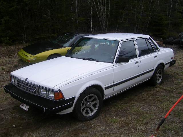 1984 Toyota Cressida, 1984 toyota cressida 2.8l,V6,DOHC,auto.  Nova Scotia, Canada
