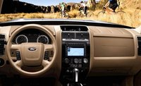 2008 Ford Escape, Dashboard of the 2008 Escape, interior, manufacturer, gallery_worthy