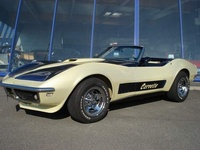 1968 Chevrolet Corvette Overview