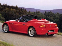 1999 BMW Z3, Picture of 2001 BMW 2 Dr 2.5i Convertible
