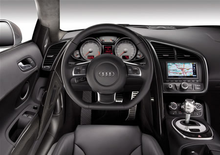 Marvelous Picture Of 2008 Audi R8 4.2 Quattro Coupe AWD, Interior, Manufacturer,  Gallery_worthy