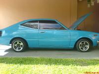 1979 Toyota Corolla SR5, My 1979 Toyota Corolla SR