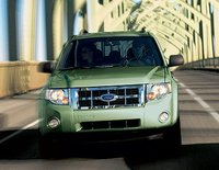 2008 Ford Escape Hybrid, Head-on view of the '08 Escape Hybrid, exterior, manufacturer