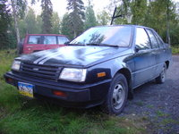 1987 Dodge Colt, just so you know... it didn't come painted like that, i did it myself., gallery_worthy